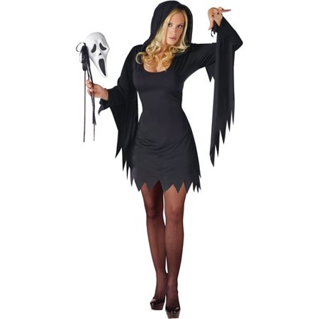 Scream Ghost Face Adult Halloween Costume (Disney Halloween Screams)