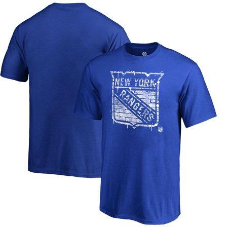 New York Rangers Team Clock - New York Rangers Fanatics Branded Youth Fan Favorite Team Slogan T-Shirt - Blue