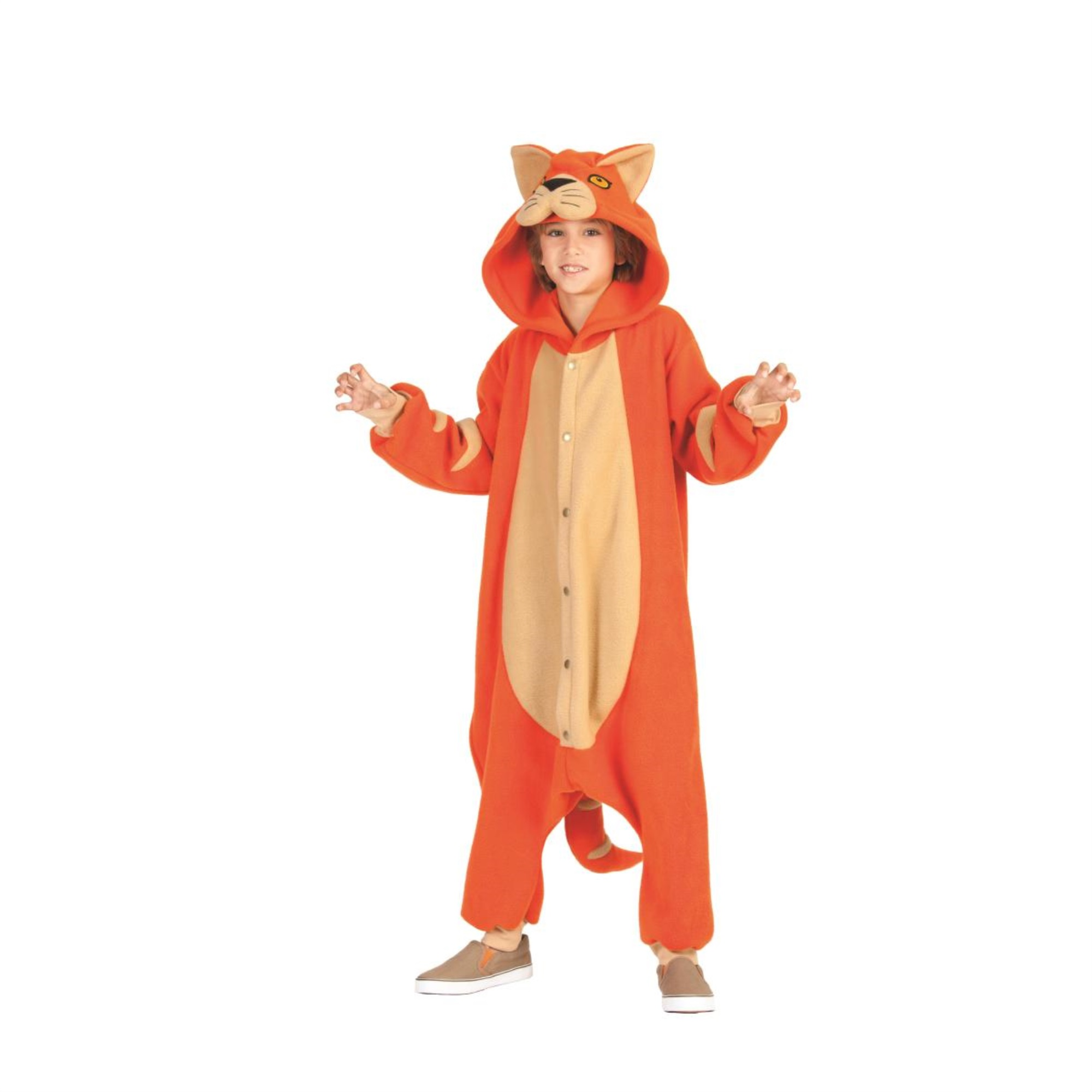 Tai The Tabby Cat Funsies Child Costume RG Costumes