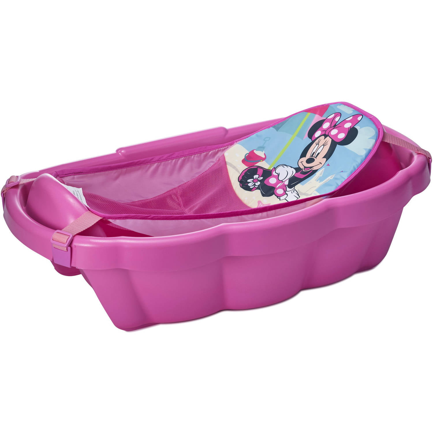 Disney Minnie Mouse 2-in-1 Bathtub - Walmart.com