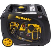 Firman W03082 3300/3000 Watt Gas Electric Start RV Ready Inverter Generator with USB, cETL, CARB