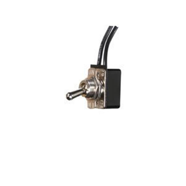S721 8 Amp 125V Manual On & Off Toggle Switch - image 1 of 1