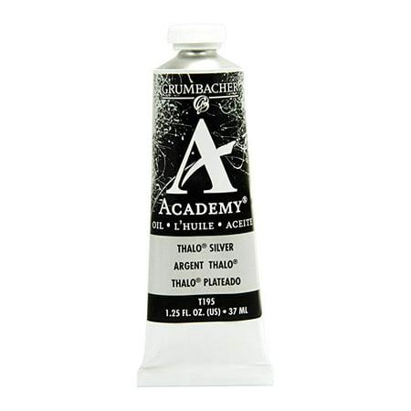 Grumbacher - Academy Oils - 37ml Tube - Thalo