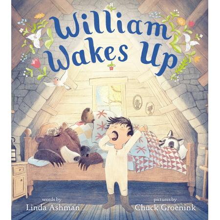 William Wakes Up (Richard Dawkins Waking Up In The Universe)
