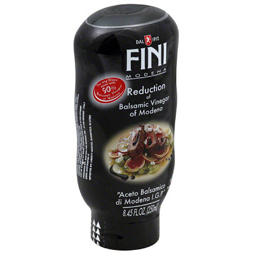 Fini Modena Reduction of Balsamic Vinegar of Modena Glaze, 8.45 fl oz (Pack of 6)
