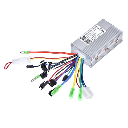 Garosa 24V 250W Brushless Motor Controller for Electric Bicycle Scooter Motor Controller Scooter Motor Controller - image 12 of 12