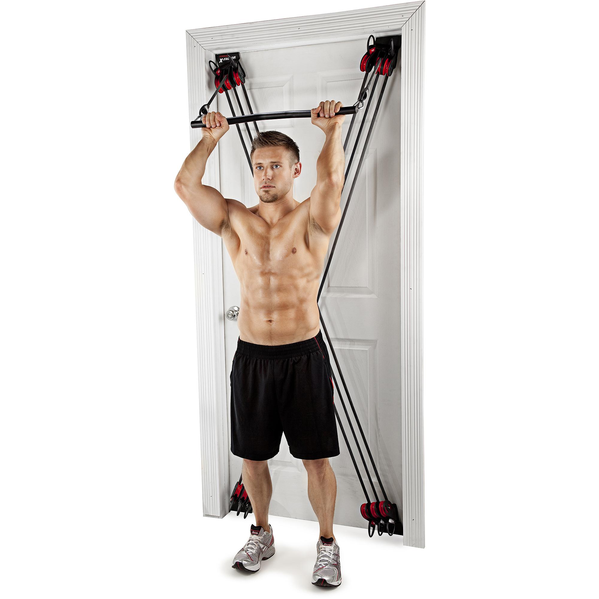 As Seen On Tv Weider X-factor Door Gym