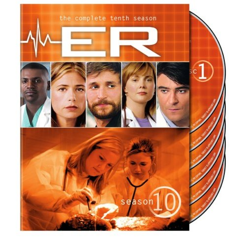 ER: The Complete Tenth Season (Widescreen)