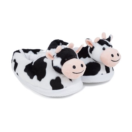 Deluxe Spa - Spa Sister Deluxe Spa Slippers, Cow