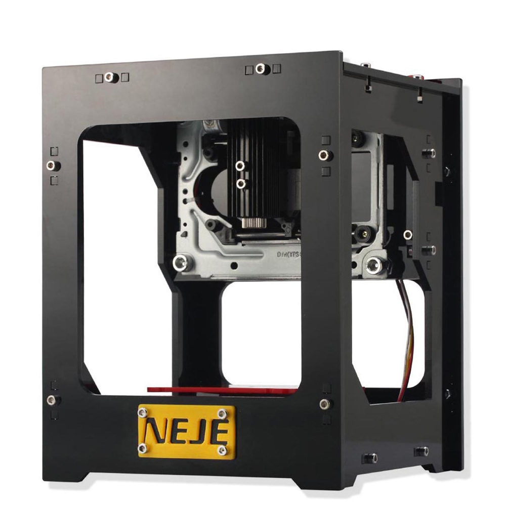 NEJE DK - BL1500mw Laser Engraver Support Windows 7 / XP / 8 / 10 / iOS 9.0