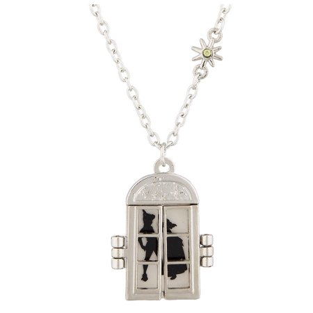 Disney Parks Peter Pan & Wendy Window Necklace New with Tag (Window Necklace)