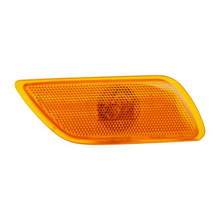 TYC 12-5155-00 Right Side Marker Light for 2000-2007 Ford Focus FO2551134 (Ford Lh Marker Light)