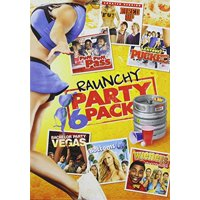 Raunchy Party Pack - 6-Movie Set