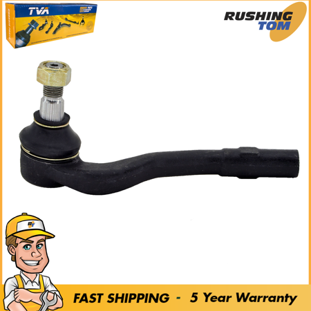 Mercedes Benz S430 Tire - New Outer Tie Rod End Fits Left Side Fits Mercedes-Benz