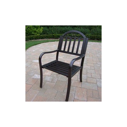Oakland Living 3830-C Rochester Outdoor Dining Armchair by Oakland Living