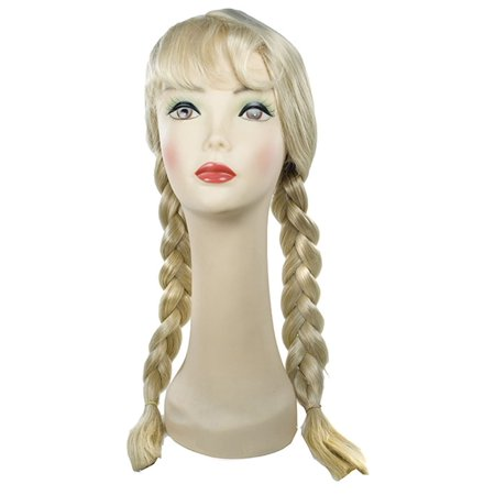 Dutch Girl Better Bargain Wig - Holland Halloween Traditions
