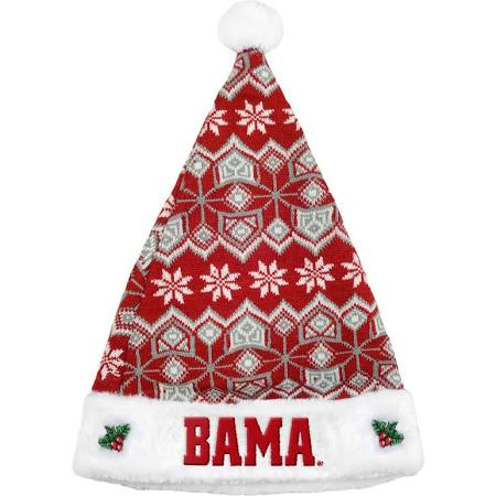 Alabama 2015 Knit Santa Hat by Forever Collectibles