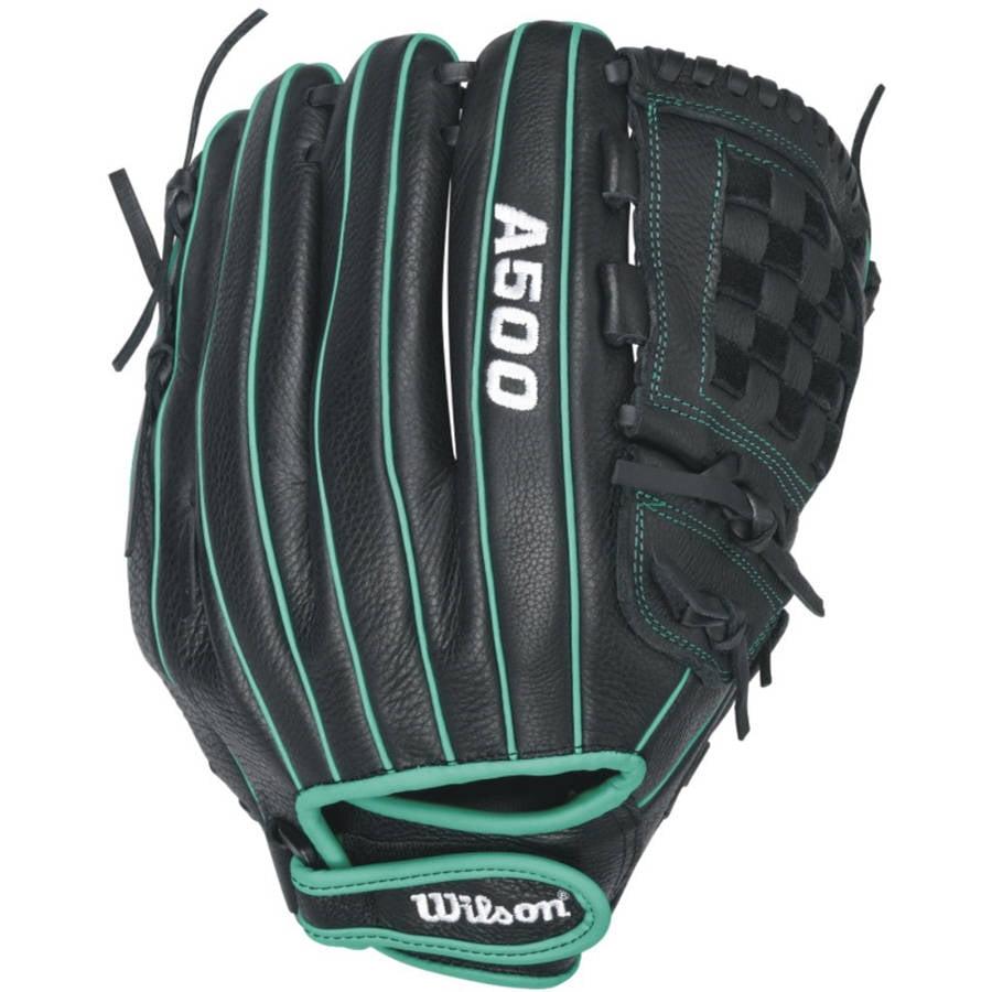 "Wilson Siren Infield Fast Pitch Softball Glove, 12"" by Wilson Sports"