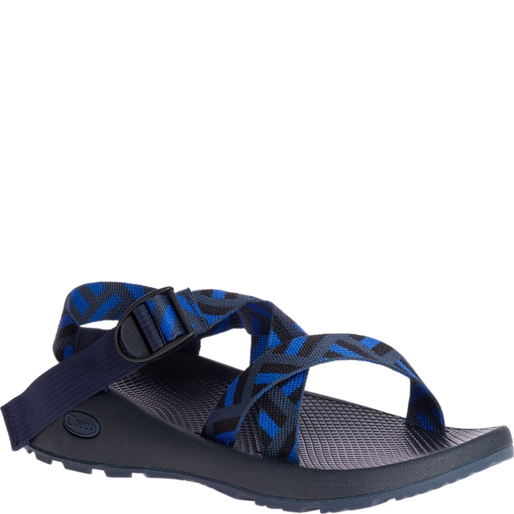 Chaco Men's Z1 Classic Athletic Sandal, Covered Navy, 9 D(M) US by Chaco