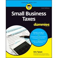For Dummies: Small Business Taxes for Dummies (Paperback)