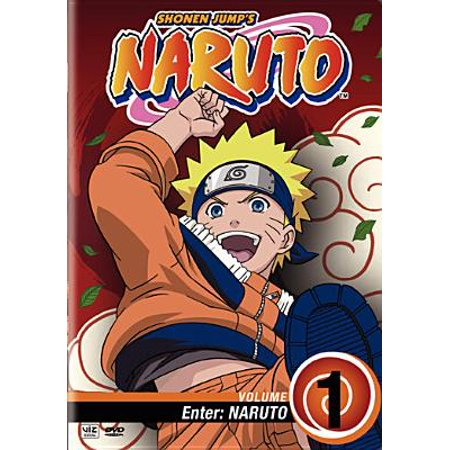 Naruto, Vol. 1 (Full Frame) (Full Episodes Of Naruto In English Dubbed)