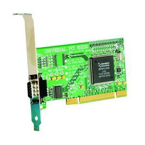 UNIVERSAL 1PORT RS232 CARD STD HEIGHT