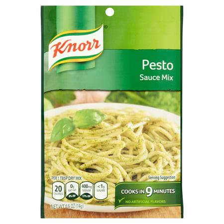 (Knorr Pasta Sauce Mix Pasta Sauce Mix Pesto 0.5 oz)