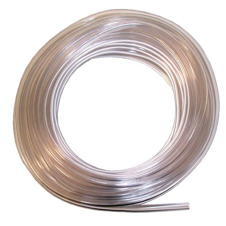 Motion Pro Clear Vinyl Fuel Line  5/16in. ID x 1/2in. OD  (Clear Fuel Line)