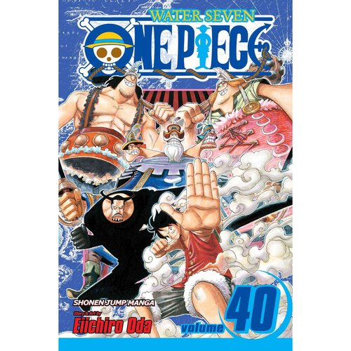 One Piece 40: Gear