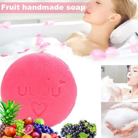 Instant Off Wall Control (Tuscom Instant Miracle Whitening Soap Moisturizing Skin Care Oil Control Deep Cleaning)