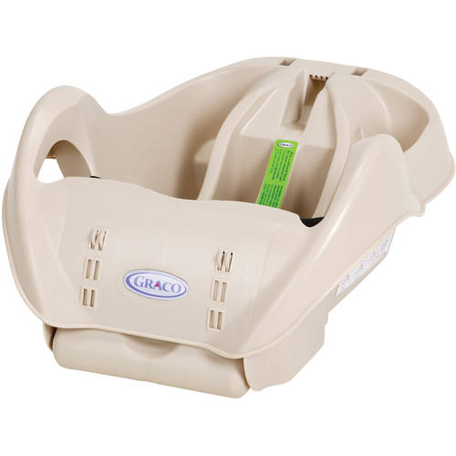 Graco SnugRide Classic Connect Infant Car Seat Base, Tan with Tan Foot