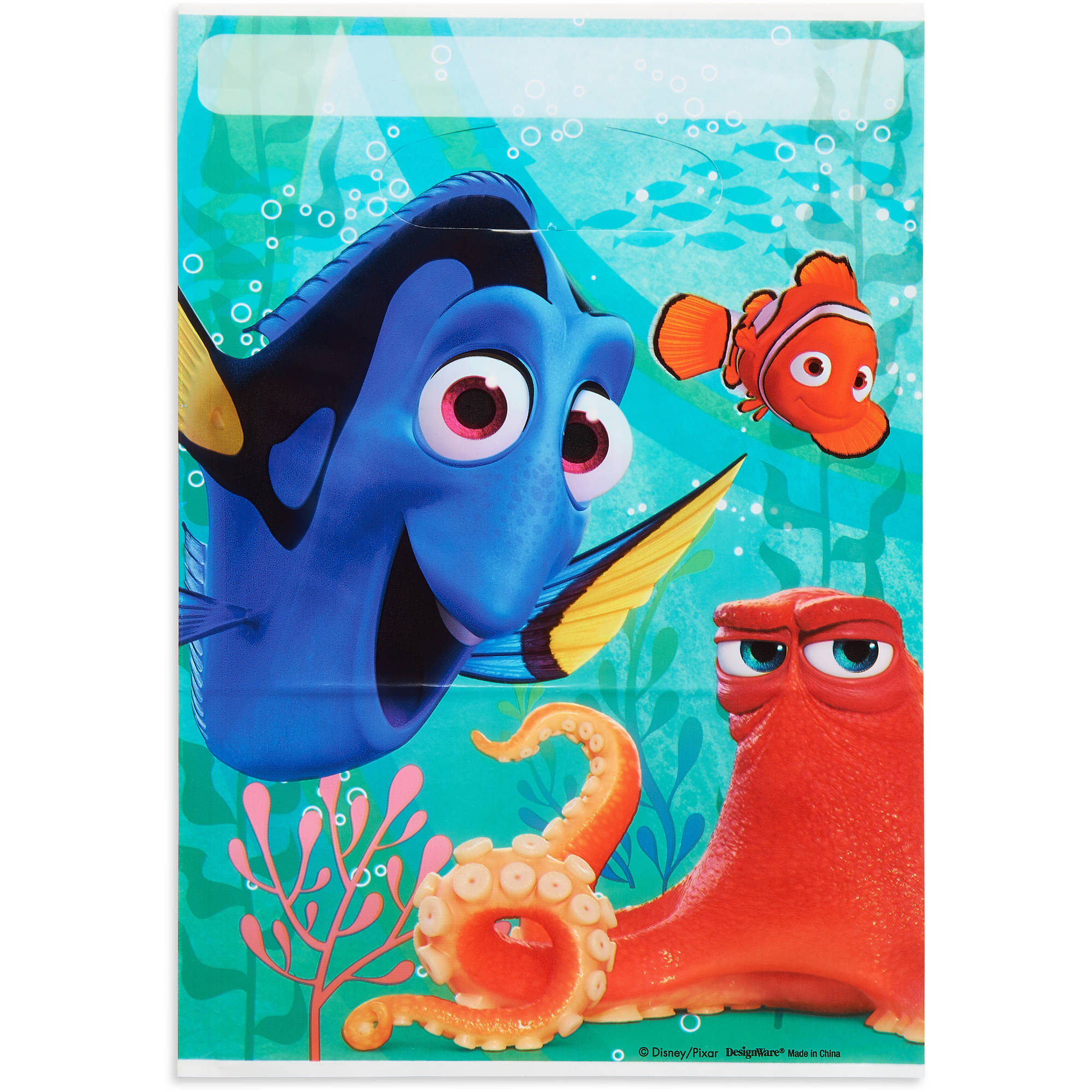Finding Dory Party Treat Bags, 8ct