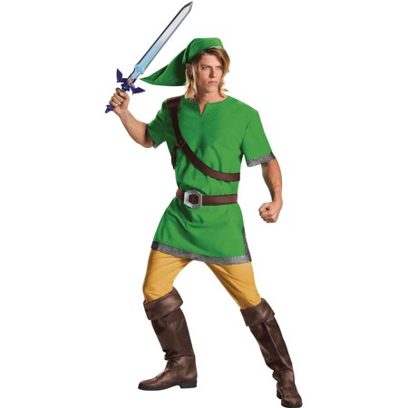 Link Classic Men's Adult Halloween - Cool Easy Halloween Costumes Men