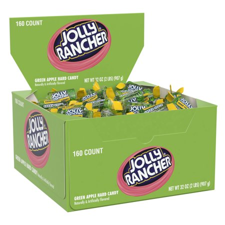 Jolly Rancher, Apple Hard Candy, 33 - Jolly Rancher Watermelon