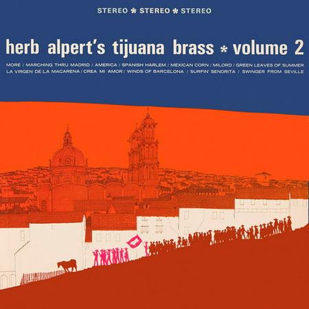 Herb Alpert's Tijuana Brass Volume 2 (Herb Alpert & The Tijuana Brass Whipped Cream)