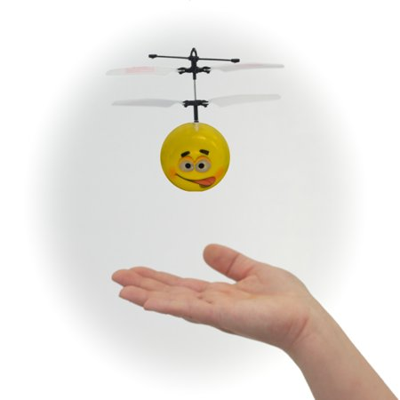 Mini Flyer - Jokey / Watch it hover, float and fly like magic. Bring a smile to your face as you have fun flying. (Newest version featuring USB charging!)