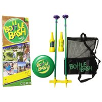 Poleish Sports Bottle Bash Standard Game Set with Soft Surface Spike Included
