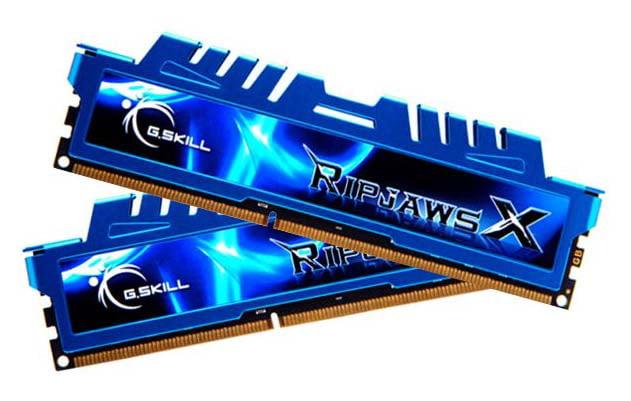 G.Skill F3-2400C11D-8GXM 8GB (2x4GB) DDR3-2400 SDRAM Desktop Memory RAM