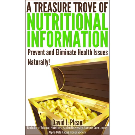 The Treasure Trove of Nutritional Information -