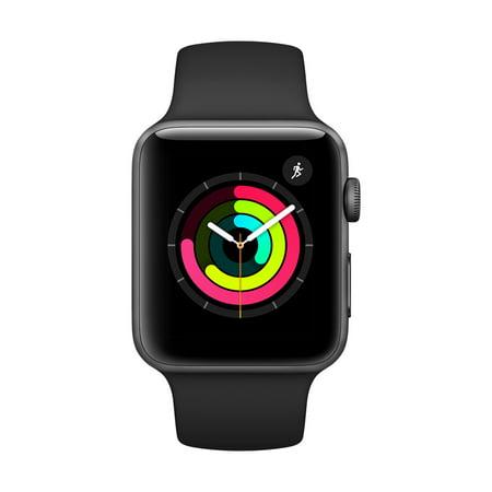 Best Apple Watch Series 3 GPS - Sport Band - Aluminum Case deal