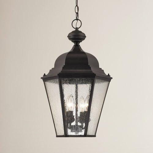 Darby Home Co Drennen 4-Light Outdoor Hanging Lantern