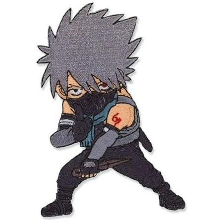 Patch - Naruto -  New Kakashi Iron-On Anime Gifts Toys Licensed ge7281](Anime Halloween Naruto)