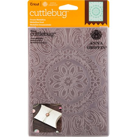 Anna Griffin Scrapbook Pages (Cuttlebug 5