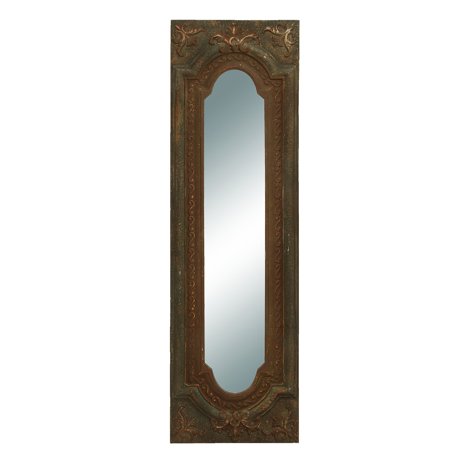Benzara Elegant Floor Mirror 19W x 64H in. by DecMode