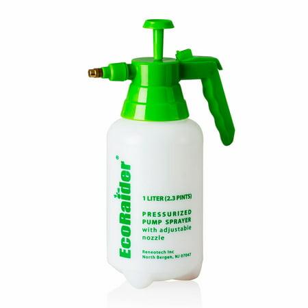 Pressurized Pump Sprayer 1 Liter Walmart Com