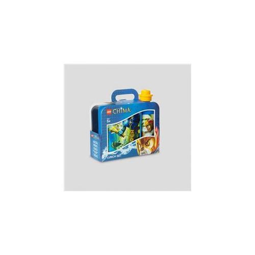 Room Copenhagen 40590620 Lego Legends Of Chima Lunch Set Bright Blue, Pack Of 11