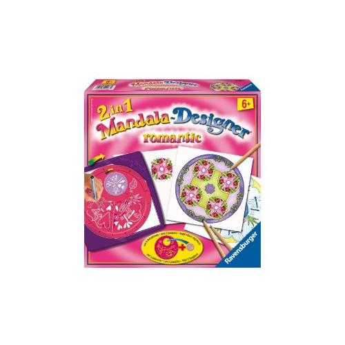 Ravensburger 2-in-1 Mandala-Designer - Romantic
