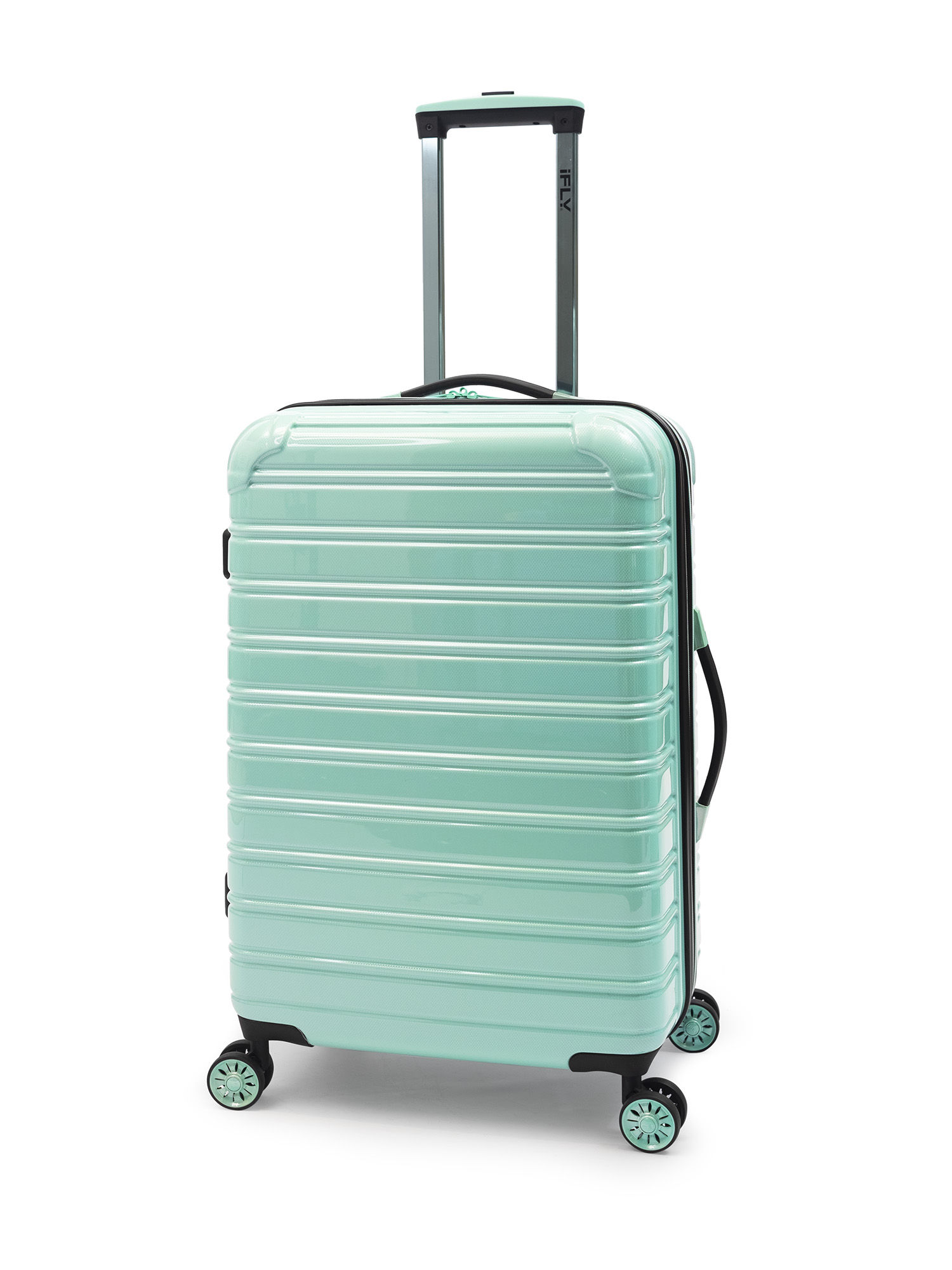iFLY Hard Sided Fibertech Luggage, 24""