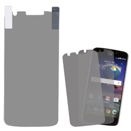 Insten 2-Pack Clear LCD Screen Protector Film Cover For ZTE Grand X 3 - image 1 of 1