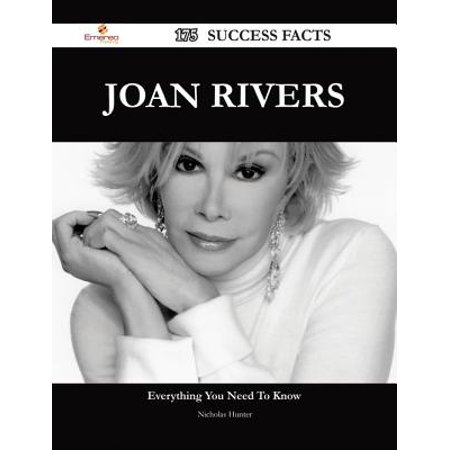 Joan Rivers 175 Success Facts - Everything you need to know about Joan Rivers -